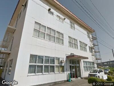 姫川港海員厚生会館外観